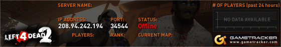L4D2 Kansas City Dedicated Game Server